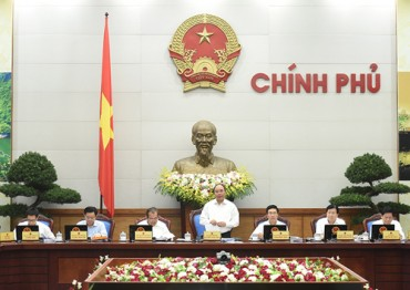 Phiên họp Chính phủ thường kỳ tháng 10/2016