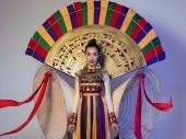 Công bố trang phục dân tộc cho đại diện Việt Nam thi Miss Universe 2017
