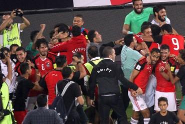 Vòng loại World Cup 2018: Ai Cập trở lại World Cup sau 28 năm vắng bóng