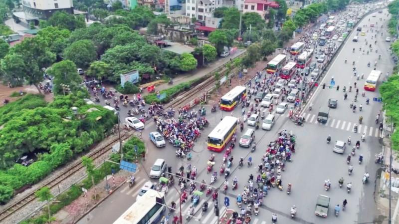 Doanh nghiệp đề xuất giải pháp để giảm ùn tắc giao thông