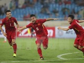 Hàng công thăng hoa, đội tuyển Việt Nam đại thắng Campuchia