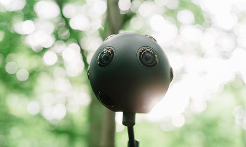 Nokia chính thức dừng phát triển máy quay thực tại ảo 3D 360 độ Ozo