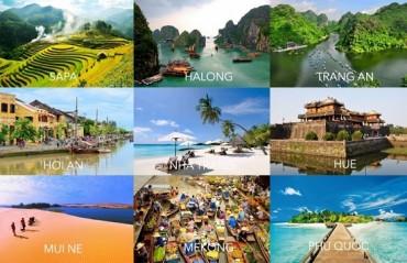8 nhóm nhiệm vụ để phát triển du lịch trở thành ngành kinh tế mũi nhọn