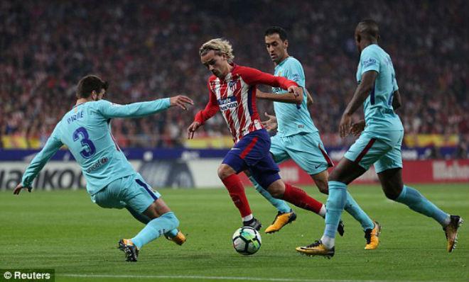 'Thoát hiểm' phút cuối, Barca vẫn đứt mạch thắng
