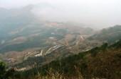 Nhiệt độ tại khu du lịch Mẫu Sơn giảm còn 11,6 độ C