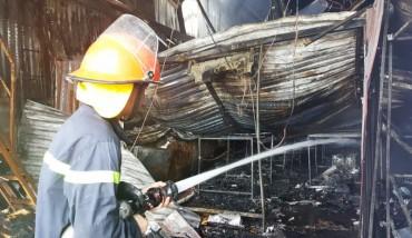 Hoài Đức xử lý nhiều trường hợp vi phạn an toàn phòng cháy
