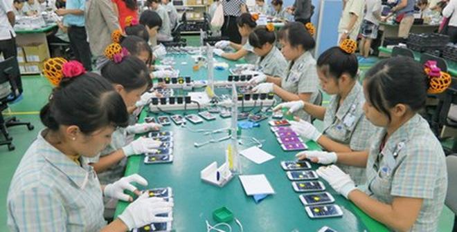 Doanh nghiệp FDI giữ vai trò quan trọng trong xuất khẩu của Việt Nam