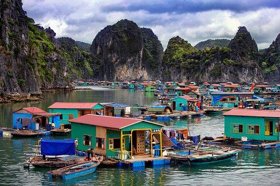 Cửa Vạn - 1 trong 16 làng cổ đẹp nhất thế giới