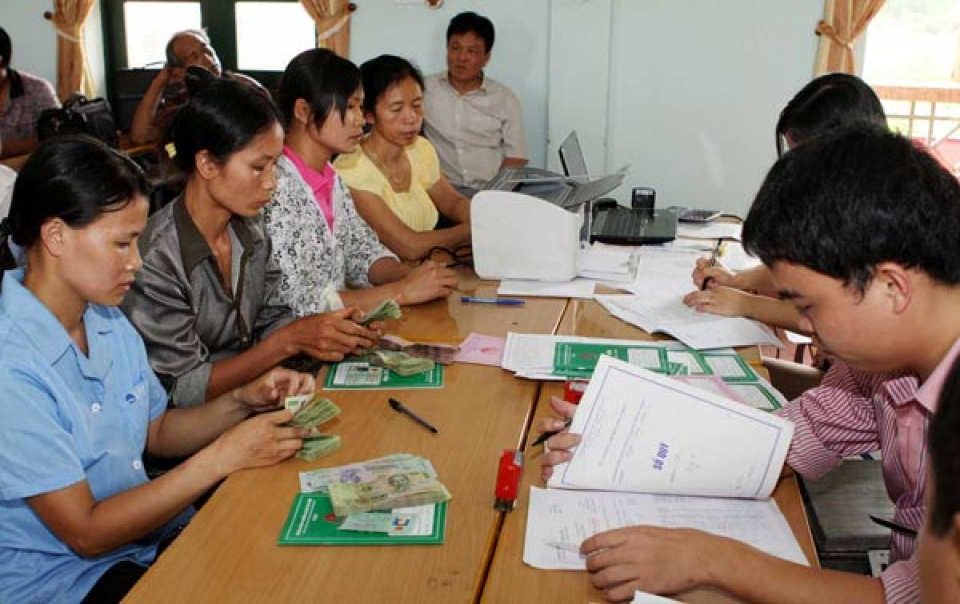 Hướng dẫn chế độ tài chính đối với tổ chức tài chính vi mô