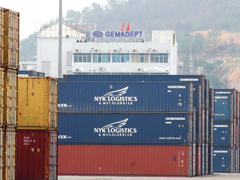 Chi phí không chính thức kìm hãm khả năng cạnh tranh của logistics