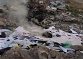Xuất hiện nhiều bãi rác thải tự phát gây ô nhiễm