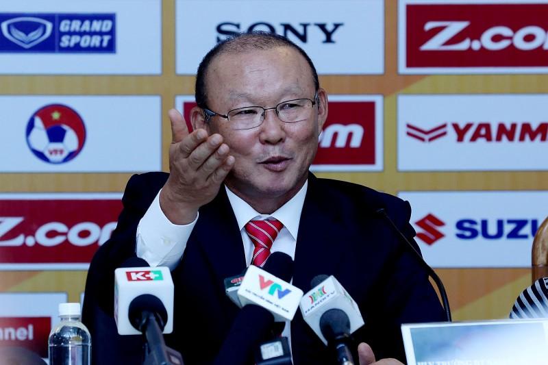 HLV Park Hang Seo chốt xong thành phần ban huấn luyện đội tuyển Việt Nam