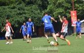 Ngày thi đấu thứ 2 Giải Bóng đá Cúp báo Lao động Thủ Đô lần thứ IV