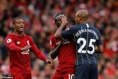 Liverpool 0-0 Man City: Mahrez 'bắn chim' trên chấm 11m, Man City bị cầm hòa