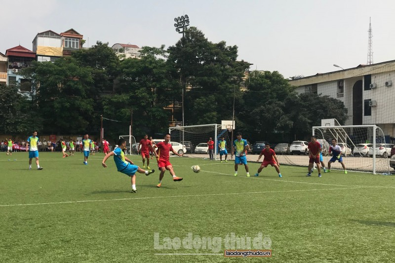 TCT Điện lực TP. Hà Nội thành cựu vương sau vòng 1/8
