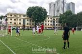Giải Bóng đá Cúp báo Lao động Thủ Đô lần thứ IV năm 2018: Ngựa ô sải bước
