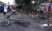 Dây điện trung thế rơi xuống đường, 6 học sinh bị điện giật thương vong