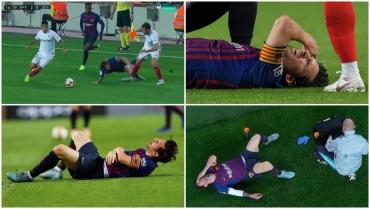 Barcelona 4-2 Sevilla: Giá đắt cho chiến thắng