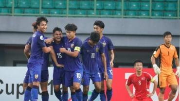 Xác định các cặp đấu vòng Tứ kết giải U19 châu Á 2018