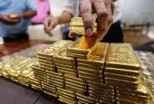 Giá vàng quay đầu giảm ngày đầu tuần