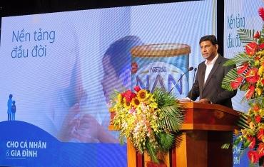 NESTLÉ Việt Nam nhận bằng khen của UBND tỉnh Đồng Nai về thành tích nộp thuế