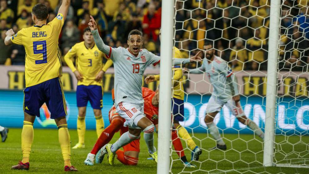 Thụy Điển 1-1 Tây Ban Nha: