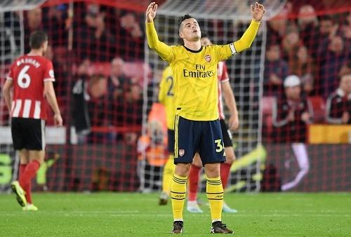 Sheffield Utd 1-0 Arsenal: Thảm họa sân khách