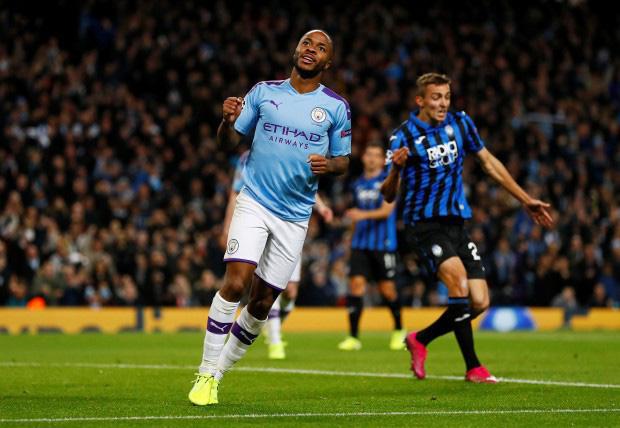 Man City 5-1 Atalanta: Sterling rực sáng, Man City toàn thắng 3 trận