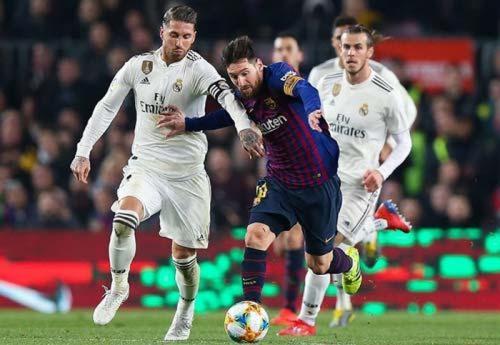 Chính thức ấn định thời điểm tổ chức El Clasico giữa Barcelona và Real Madrid