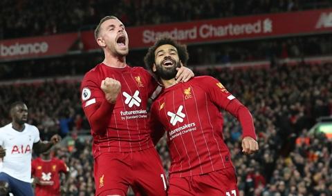 Sau vòng 10 Premier League: Liverpool tiếp tục vững bước