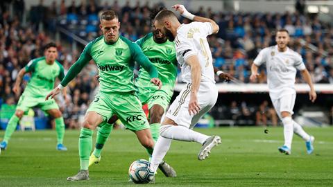 Real Madrid 5-0 Leganes: Benzema rực sáng, 'Kền kền' hủy diệt đội khách
