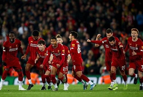 Liverpool 5-5 (pen 5-4) Arsenal: Đại tiệc bàn thắng