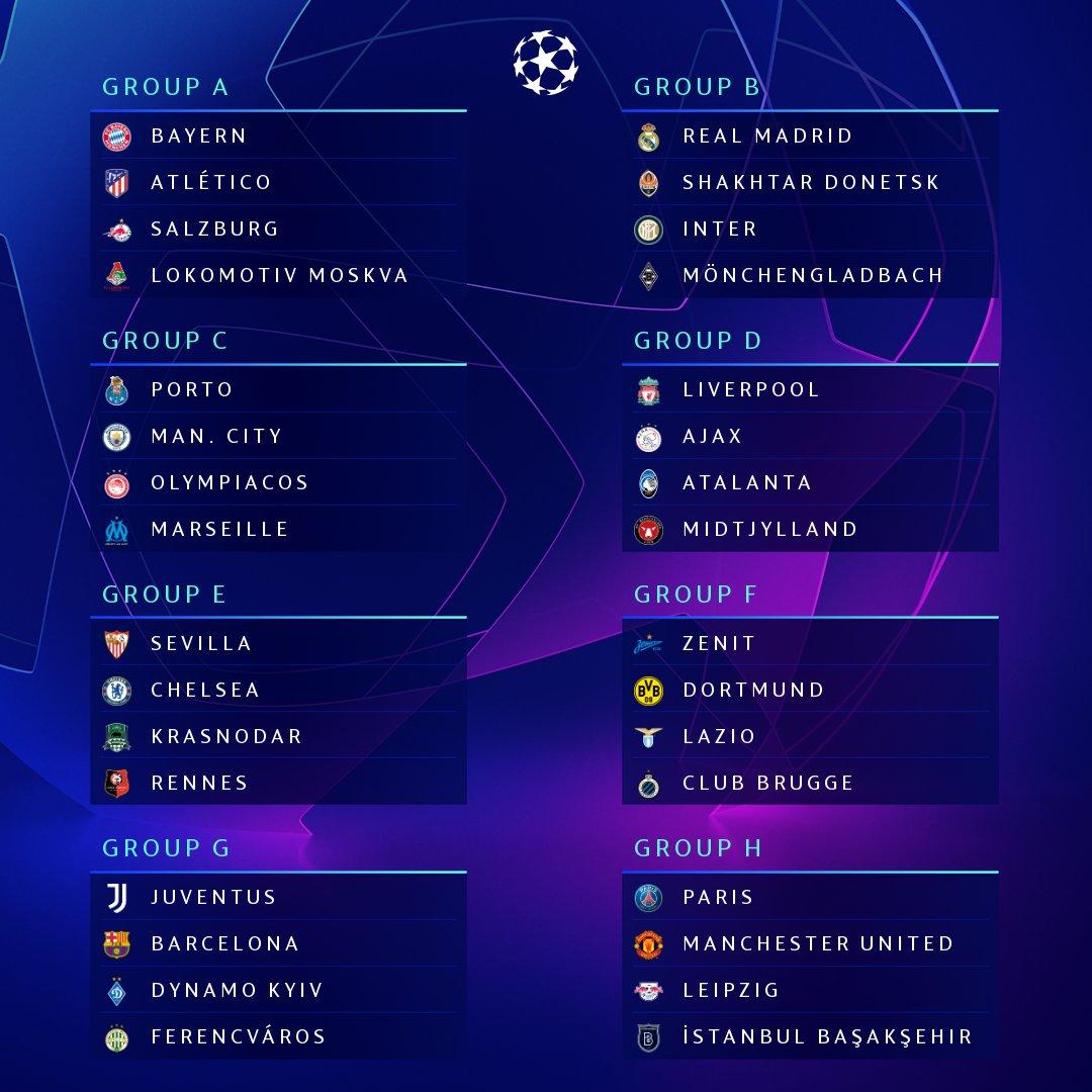 Bốc thăm vòng bảng Champions League: Ronaldo đối đầu Messi
