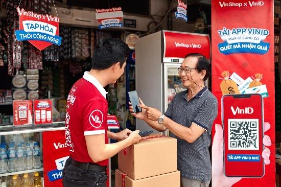 Vingroup ra mắt ứng dụng Vinshop - Ứng dụng bán lẻ B2B2C lần đầu tiên tại Việt Nam