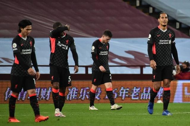 Aston Villa 7-2 Liverpool: Thảm họa không tưởng