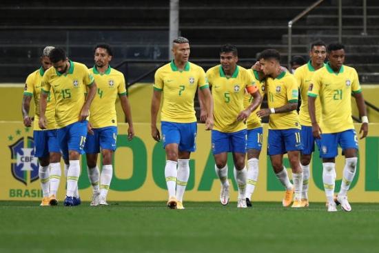 Brazil 5-0 Bolivia: Khởi đầu thuận lợi