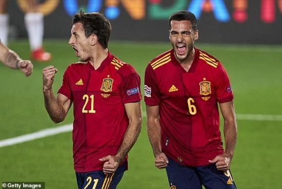 Tây Ban Nha 1-0 Thụy Sĩ: Củng cố ngôi đầu