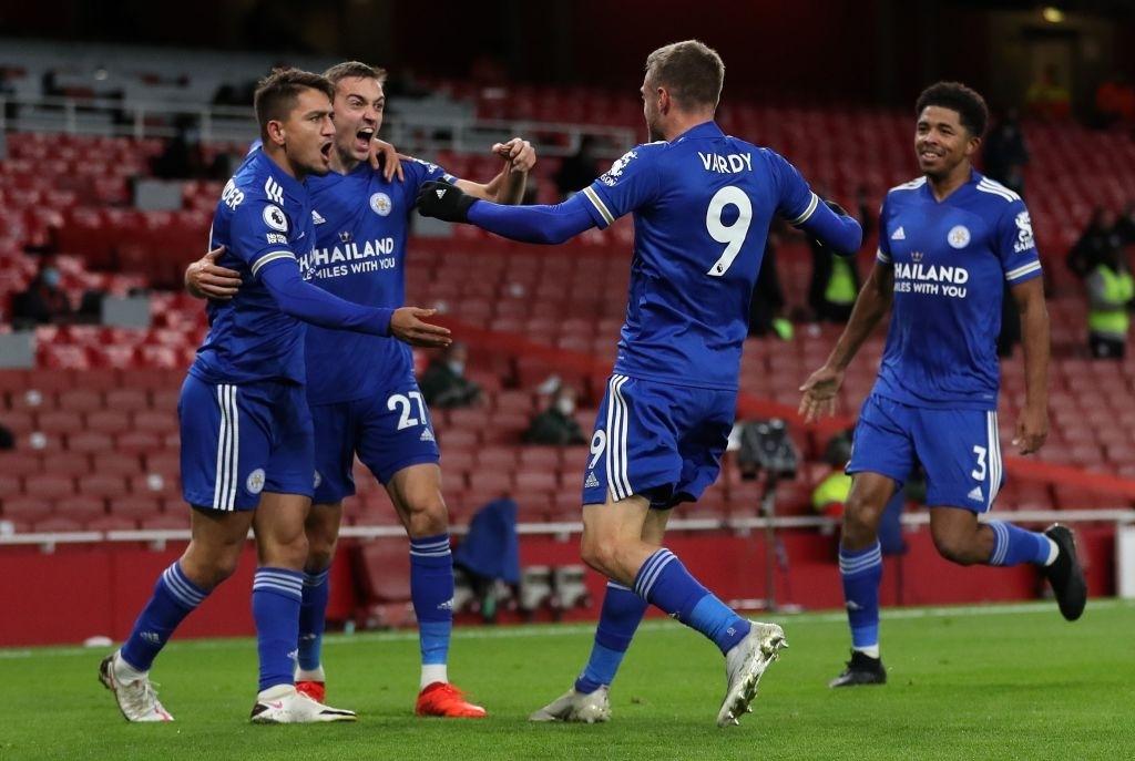 Arsenal 0-1 Leicester: Jamie Vardy