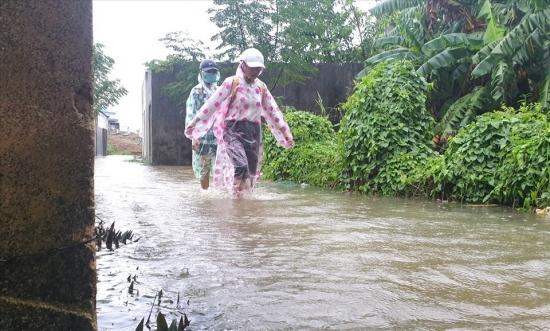 Học sinh Đà Nẵng được nghỉ học để tránh bão số 9