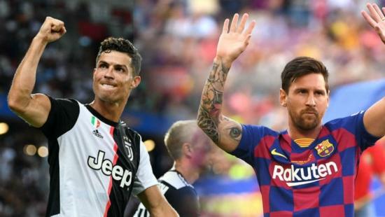 Juventus - Barcelona: Không Ronaldo,