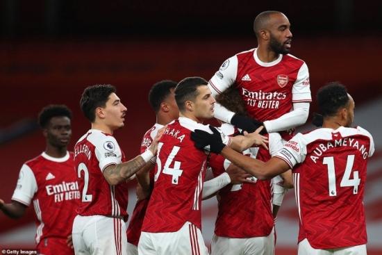 Arsenal - Dundalk: Chênh lệch đẳng cấp