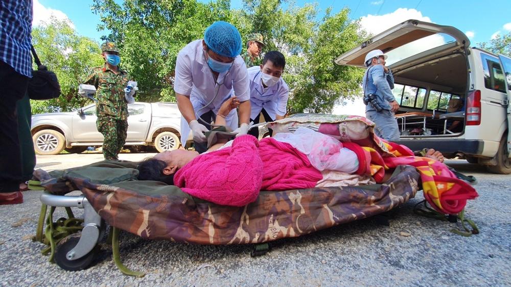 Đã có phép màu tại vụ sạt lở đất Trà Leng Quảng Nam