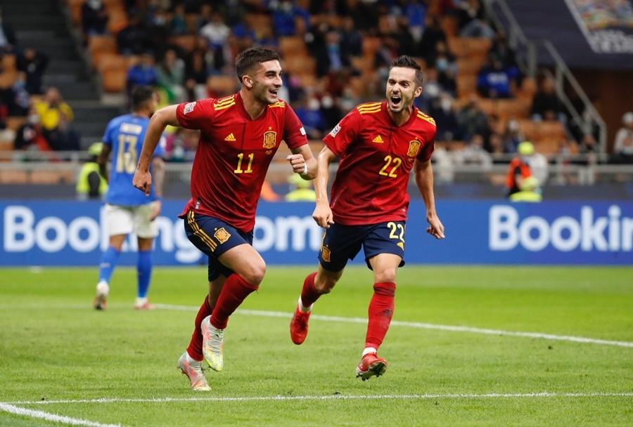 Italia 1-2 Tây Ban Nha: Phục hận thành công