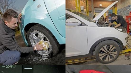 Những mẹo đơn giản khiến xe ô tô luôn bền bỉ