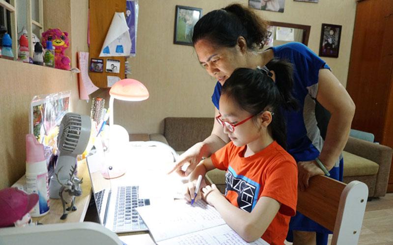 Thêm 6 địa phương tổ chức dạy học trực tuyến và qua truyền hình