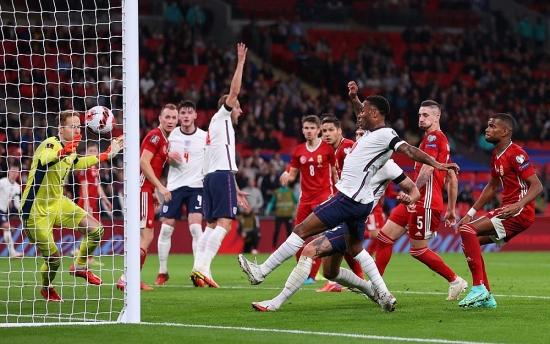 Bị cầm hòa ngay tại Wembley, tuyển Anh lỡ cơ hội bứt tốc