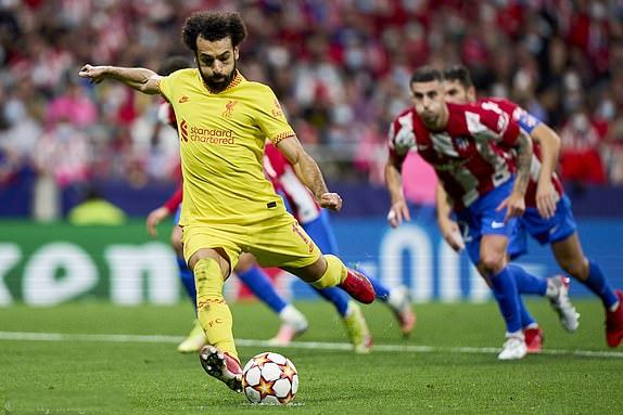 Atletico 2-3 Liverpool: Không thể cản Salah
