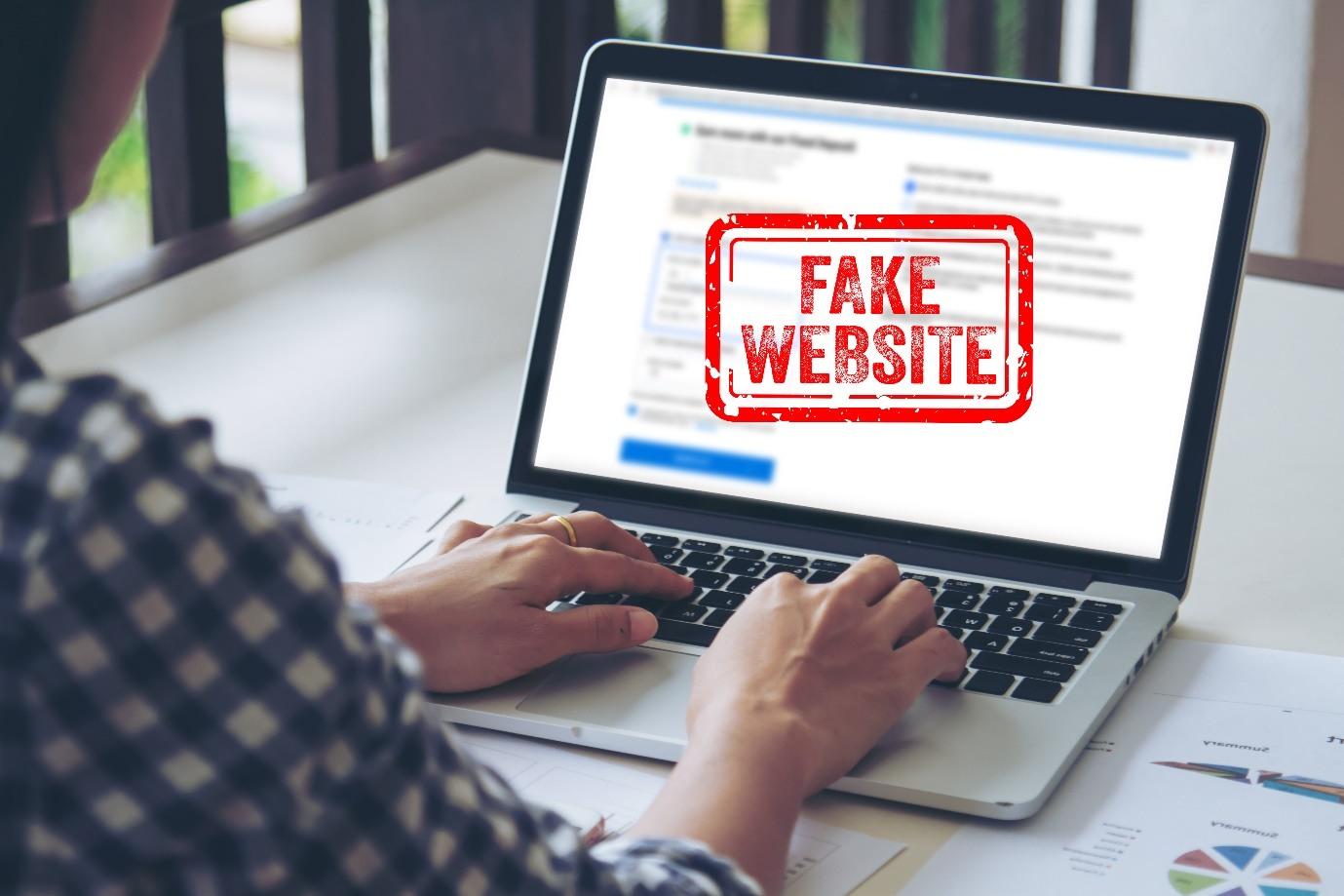 Nhiều website giả mạo, lừa đảo người dùng