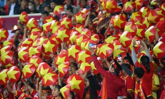 Vé trận Việt Nam - Nhật Bản mở bán từ ngày 27/10