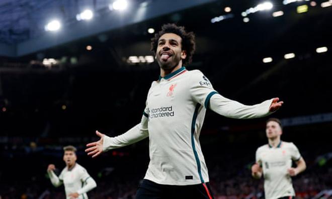 Man United 0-5 Liverpool: Đánh sập Old Trafford